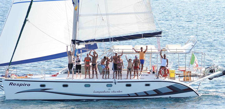 Il Respiro di LampedusaI PROFESSIONISTI DELLE TUE VACANZE