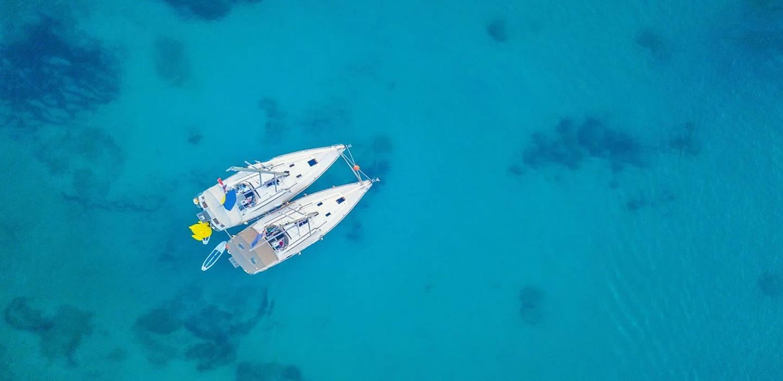 Delfina di LampedusaVACANZE IN BARCA A VELA